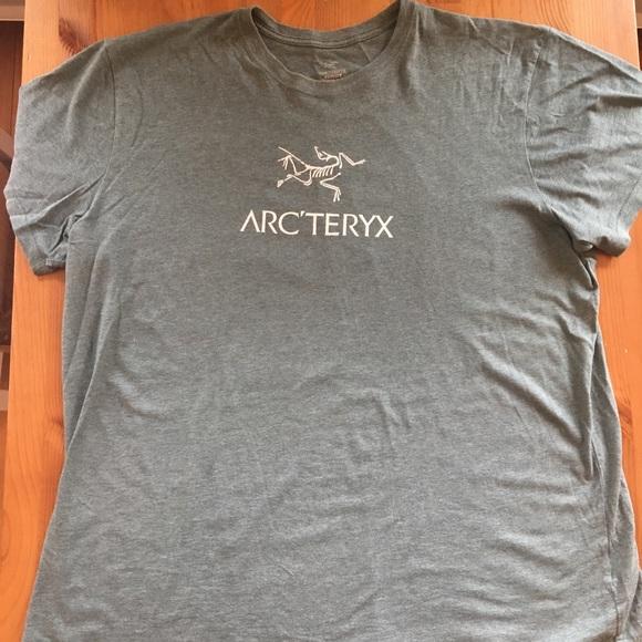 99b140945f Arc'teryx Shirts | Arcteryx T Shirt Xxl | Poshmark